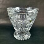 Waterford Crystal Glass Millennium Series Champagne Ice Bucket or Center Piece