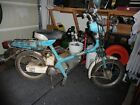 1980 HONDA EXPRESS 50cc MOPED Scooter complet