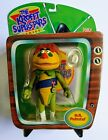 2000 LIVING TOYZ THE KROFFT SUPERSTARS SERIES H.R. PUFNSTUF ACTION FIGURE MINT!