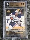 2015-16 Connor McDavid UD Young Guns Exclusives RC #201 BGS 9.5 *TRUE GEM +*