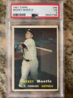 Mickey Mantle Topps Cards - 1952 to 1969 51