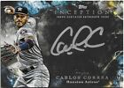 2018 Topps Inception Baseball Cards 24