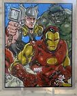 2012 Rittenhouse Marvel Bronze Age Trading Cards 14