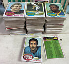 🏈 OLD 1976 Topps Football 600 + Card Lot - Commons Set Builder