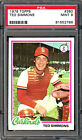 1978 Topps #380 TED SIMMONS PSA 9 81552786