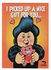 2018 Topps GPK Wacky Packages Valentine's Day Trading Cards 10