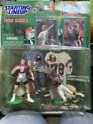 1998 Starting Lineup Steve Young & Jerry Rice Classic Doubles Figures NIP