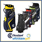 Cleveland Friday Golf Cart Trolley Bag with 14 Way Divider Top & Single Strap
