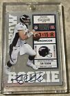 Panini Confirms 2010 Playoff Contenders Tim Tebow Inscription Variations 17