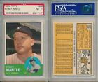 Comprehensive Guide to 1960s Mickey Mantle Cards 103