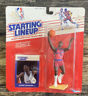 1988 Starting Lineup Danny Manning Los Angeles Clippers NBA Figure Collectible
