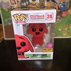 Funko Pop Clifford the Big Red Dog Figures 21
