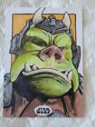 1996 Topps Star Wars Finest Trading Cards 21