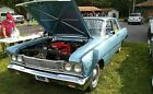 1965 Ford Fairlane Base Fairlane 1965 Ford Fairlane Base 2dr Post Sdn. Early Production. VIN #000121 Aug 3 1964