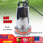 DC36V 350W Submersible Well Water Pump for Watering Irrigation Garden 9 12m Head