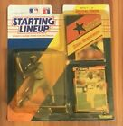 Starting Lineup 1992 MLB Dave Henderson Figure Card Poster Oakland Athletics 055