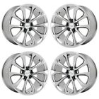 19 Staggered OEM Cadillac CTS V OEM Wheels 19x95 +23 Front 19x10 +39 Rear