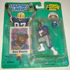 2000 Starting Lineup extended series Ron Dayne New York Giants