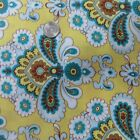 Amy Butler Stash Belle French Wallpaper Fabric 7 yards OOP RARE