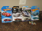 Hot Wheels Lot of 5 1992 Ford Mustang 92 Variation Nitto 50 Years Fox Body