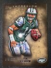2012 Topps Inception Gold #d 123 Tim Tebow SP #87 New York Jets Rare Card