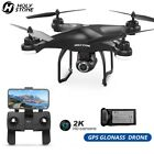 Holy Stone HS120D FPV GPS Drone with 2K HD Camera Selfie Follow Me Quadcopter