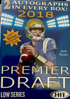 2018 Sage HIT Premier Draft Low Series, 2 Autographs In Every Box, 14 Packs
