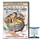 Kevin Smith Signed Jay and Silent Bob Strike Back DVD Cover Beckett Autograph