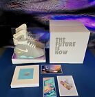 Nike Air Mag Self Lacing Back To The Future Read Description McFly Size 10