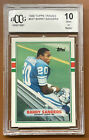 1989 Topps Traded #83T Barry Sanders RC BCCG Beckett 10 Mint Football Card