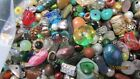 BEADS GALORE 6 pounds of different shapes  sizes and colors for jewelry making