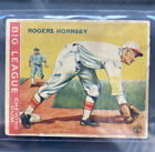 Rogers Hornsby Cards, Rookie Card and Autographed Memorabilia Guide 17