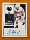 2016 Panini Penn State Nittany Lions Collegiate Multi-Sport Trading Cards 24