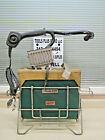 McElroy 1242112 412 Pipe Fusion Fusing Heater Heating Iron 220V w Stand