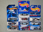 HOT WHEELS 1995 2011 LOT OF 10 SHELBY COBRA 427 S C VARIOUS COLORS FREE SHIPPING