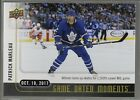 2017-18 Upper Deck Game Dated Moments Hockey Cards 21