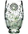 Waterford Crystal House of Waterford Sunflower Vase Flora  Fauna New in Box