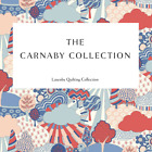 NEW LIBERTY OF LONDON THE CARNABY COLLECTION 100 COTTON FABRIC QUILTING