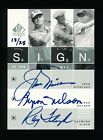 JACK NICKLAUS - BYRON NELSON - RAY FLOYD SPA SOTT Sign of the Times # 25 Auto