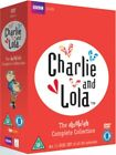 NEW Charlie And Lola The Absolutely Complete Collection Boxset DVD