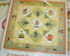 Thyme to Water The Quilt Company Pattern Set 6 + accessory fabric packet