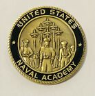 Unique Sought After United States Naval Academy Military Challenge Coin