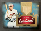 2011 Topps Tier One Top Shelf Rogers Hornsby Game Used Bat TSR7 HOF 399
