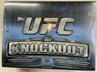 2013 Topps UFC Knockout - Sealed Hobby Box with (8) Mini-Boxes