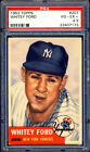 Top 10 Whitey Ford Baseball Cards 30