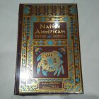 New Sealed LeatherBound NATIVE AMERICAN MYTHS AND LEGENDS by Richard Erdoes