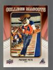 2013 Upper Deck Football College Mascots Patch Card Guide 67