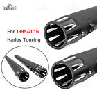 4 Megaphone Slip On Mufflers Exhaust Pipes For 95 16 Harley Touring Baggers