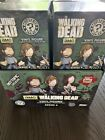 Funko Mystery Minis The Walking Dead Series 4 full case (12) Hot Topic Exclusive