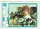 John Riggins Cards, Rookie Card and Autographed Memorabilia Guide 32